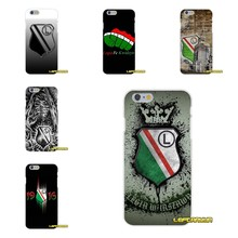 For Samsung Galaxy A3 A5 A7 J1 J2 J3 J5 J7 2015 2016 2017 for Legia Warszawa Poland Soft Phone Cover Case Silicone(China)