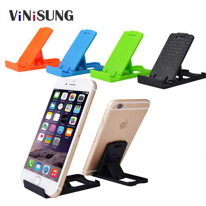 Mobile Phone Holder Foldable Desk Stand Holder Adjustable Universal Mobile Phone Tablet Stand For iPhone Smartphones Huawei