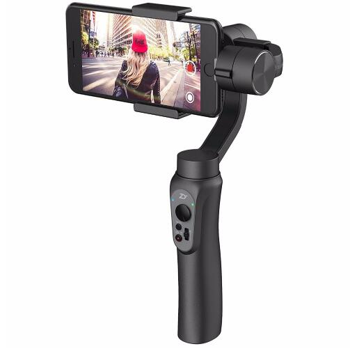 Zhiyun Smooth Q 3-Axis Handheld Gimbal Stabilizer for Smartphone For IPhone 6 7 8 Plus And Samsung Galaxy S8 S7 And Gopro Camera