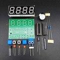 1 шт. Высокое качество 4 электронные часы шт c51 4 бит электронные часы C51 production suite DIY электроники Комплекты