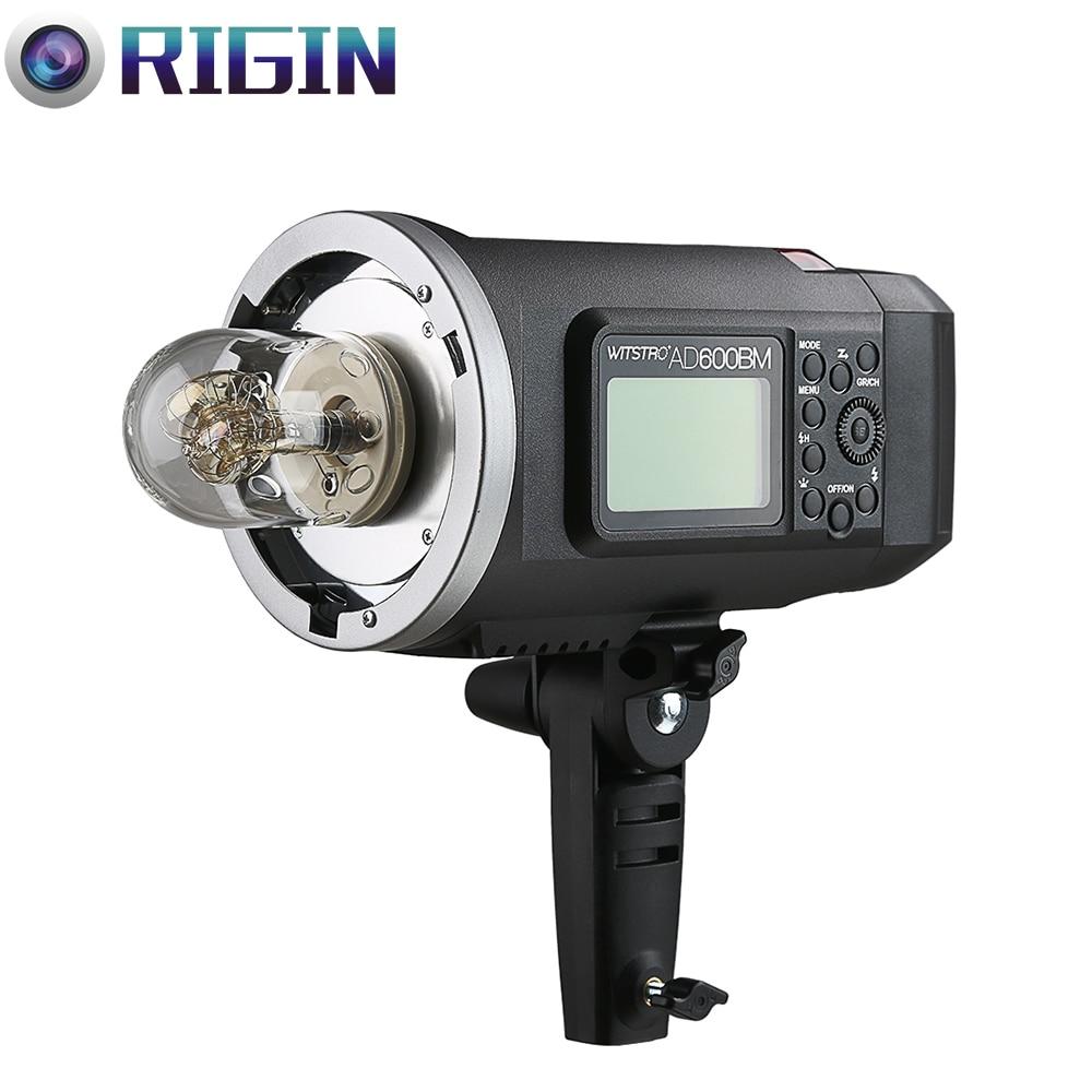 Жаңа келу Godox 2.4G сымсыз X жүйесі AD600BM - Камера және фотосурет - фото 1