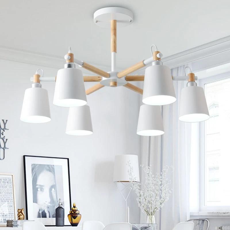 lukloy chandelier modern kitchen lamp living room foyer lights kitchen light led wood branch lamp lighting fixture luminaire