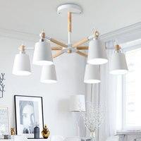 LukLoy Chandelier Modern Kitchen Lamp Living Room Foyer Lights Kitchen Light, LED Wood Branch Lamp Lighting Fixture luminaire