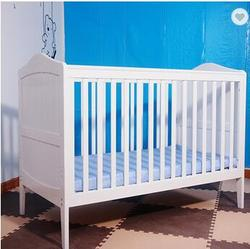 Baby Cots Wooden Baby Cot Bed Fix Side