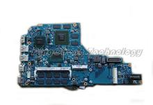 SHELI MBX 261 laptop Motherboard For Sony V131 H MB MBX 261 1P 0128702 A011 REV