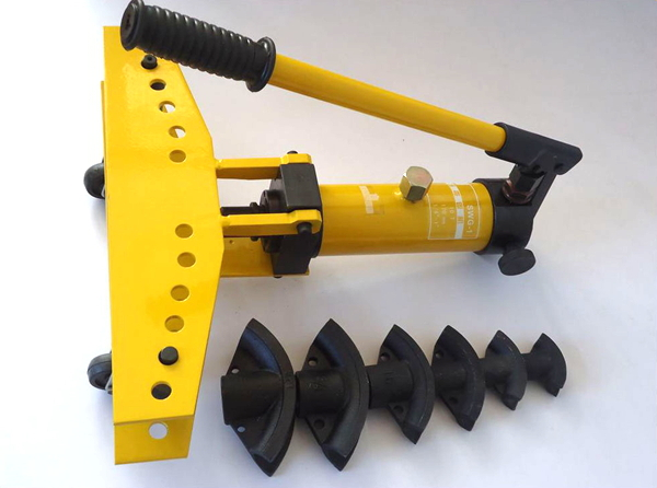 Hydraulic Pipe Bending Machines : Quot hydraulic pipe bender swg tube