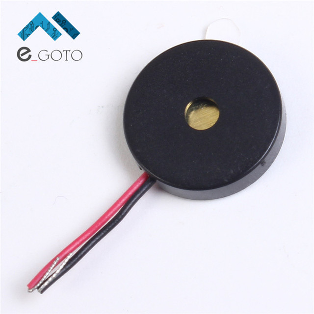 Aliexpress.com : Buy 10pcs Piezoelectric Piezo Passive Buzzer ...