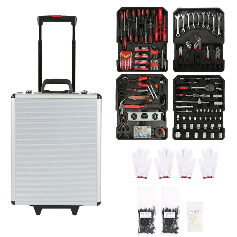 551 PCS/Set Tool Trolley Set High Performance Mobile Workshop Toolbox Durable Garage Hand Tool Kit Precision Tools Box кабель usb microusb avantree с переходником iphone4 cgus set 06 13см черный
