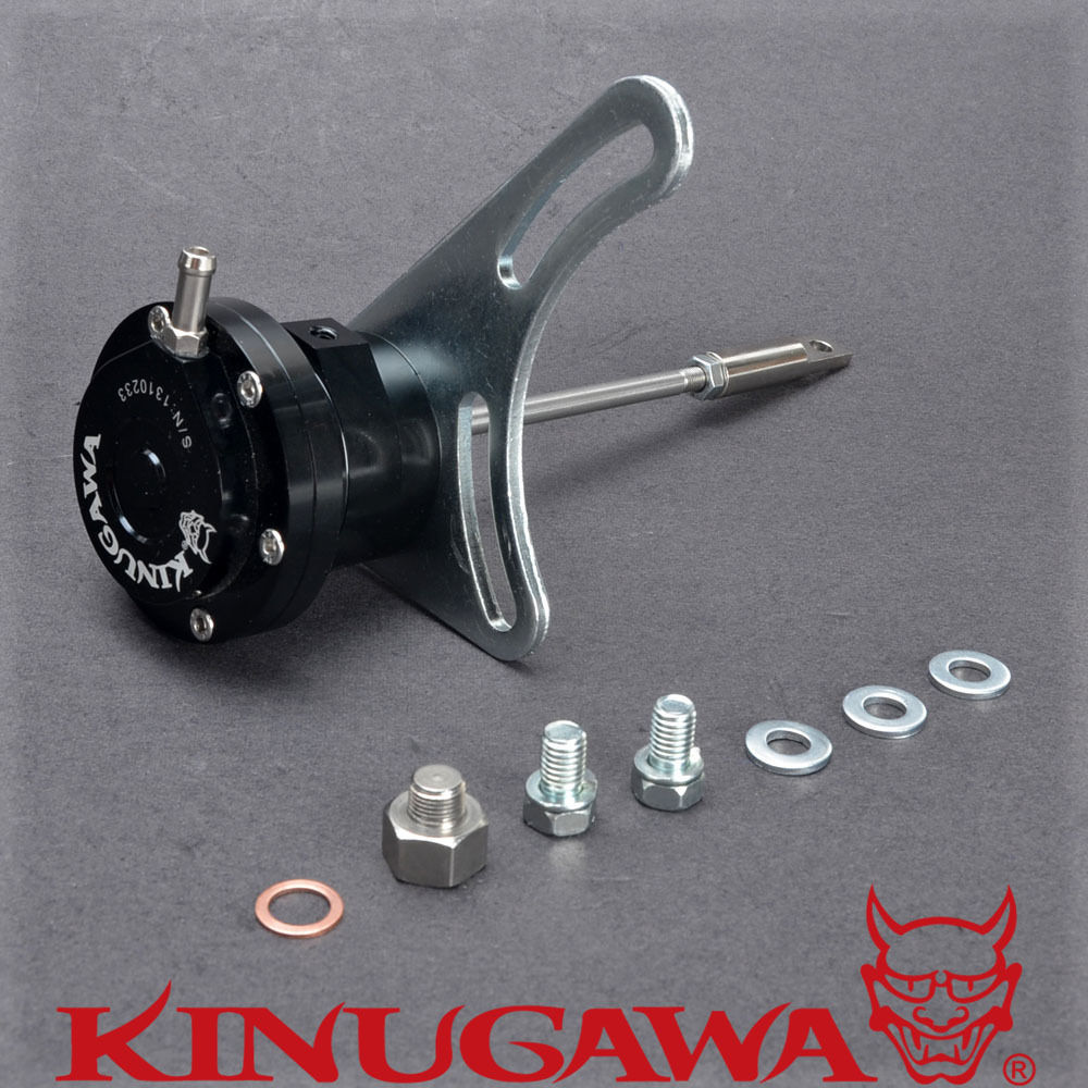 Kinugawa Adjustable Turbo Wastegate Actuator for TOYOTA CT26 12HT HJ61 4.0L Diesel 1.0 bar / 14.7 Psi