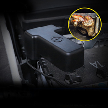 1pc for PATROL Y62 Battery Negative pole Protective cover dustproof