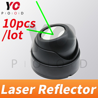10 pieces/lot Laser reflector Wholesale room escape props reflecting the laser by mirror tools real life takagism game YOPOOD