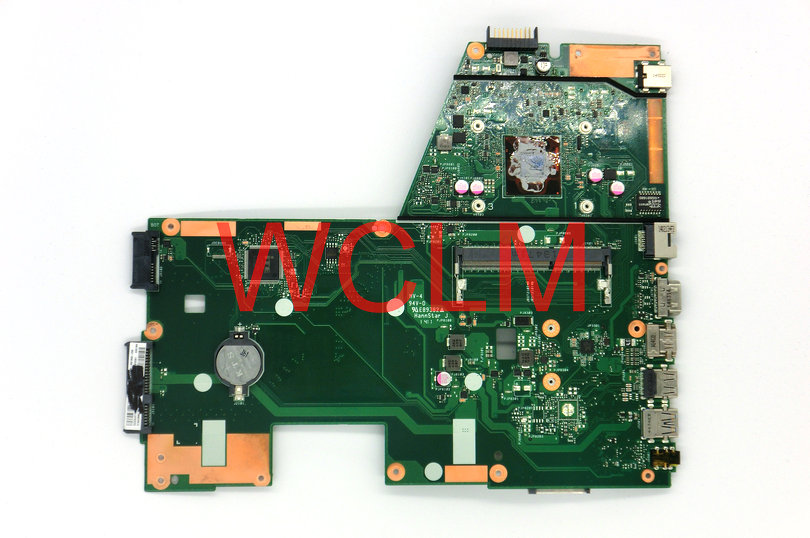 free shipping brand original laptop motherboard for X551MA MAIN BOARD SR1SE N3520 SR1W3 N2930 SR1SJ N2815 100% Tested cmos штатная камера заднего вида avis avs312cpr 103 для volkswagen beetle