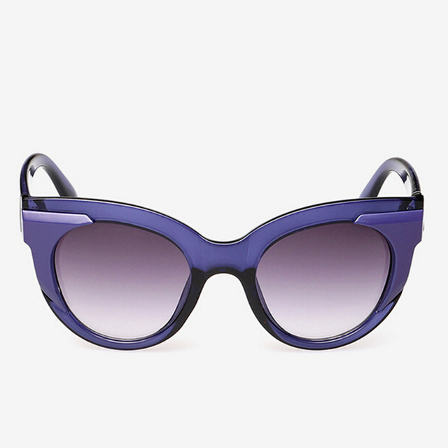 55f0afd0f 2015 Hot Selling Brand Fashion Cat Eye Sunglasses Women Most Popular  Vintage UV400 High Quality Sun