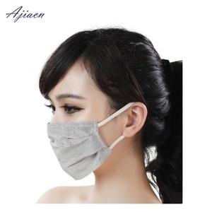 Image 2 - להגן על פנים בריאות קרינה הנשמה מגן בית חשמליים EMF מיגון כסף סיבי מסכת נשימה