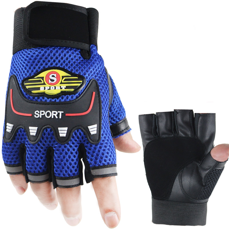 Tactical Half finger Gloves Men Outdoor Sports Bicycle Gloves Male Mesh Breathable Anti Slip Fingerless Mitten Guantes Ciclismo
