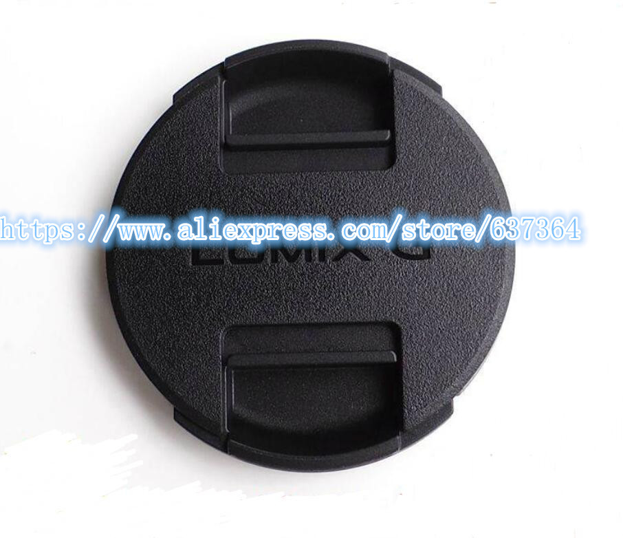 New Original 46mm Front Lens Cap Cover For Panasonic For Lumix G 25mm F1.7 H-H025 For Leica H-ES12060 45-175mm F4.0-5.6