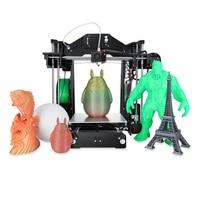 Upgraded I3 Z1 3D Printer 1000MW Laser Engraving Desktop DIY 3D Printer Kit 32 Bit ARM