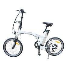 Jueshuai 20″ foldable ebike Alloy electrical bike 250W Highly effective electrical bike 36V velo electrique grownup elektrikli bisiklet e-bike