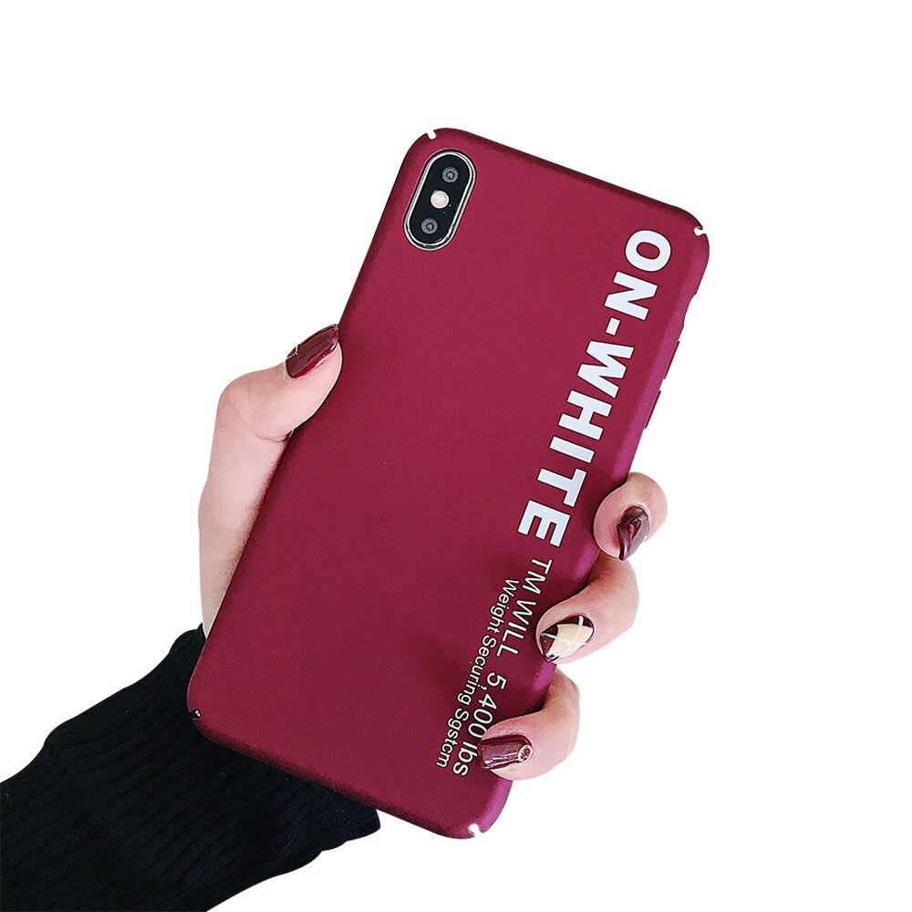 VAVA PC Hard Case For Xiaomi Redmi Note 7 5 Mi 9 8 Lite Cases Cover A1 A2 Phone Accessories Shell