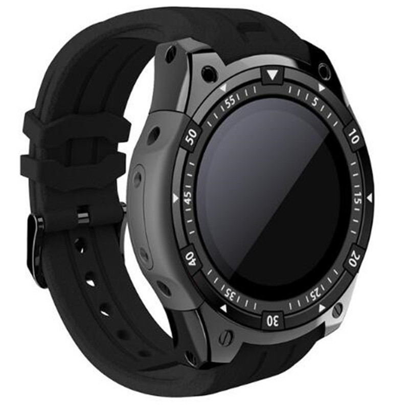 Smart Watch Android 5.1 RAM 512 MB/8GB 3G+WIFI+GPS Wristwatch Phone for xiaomi s