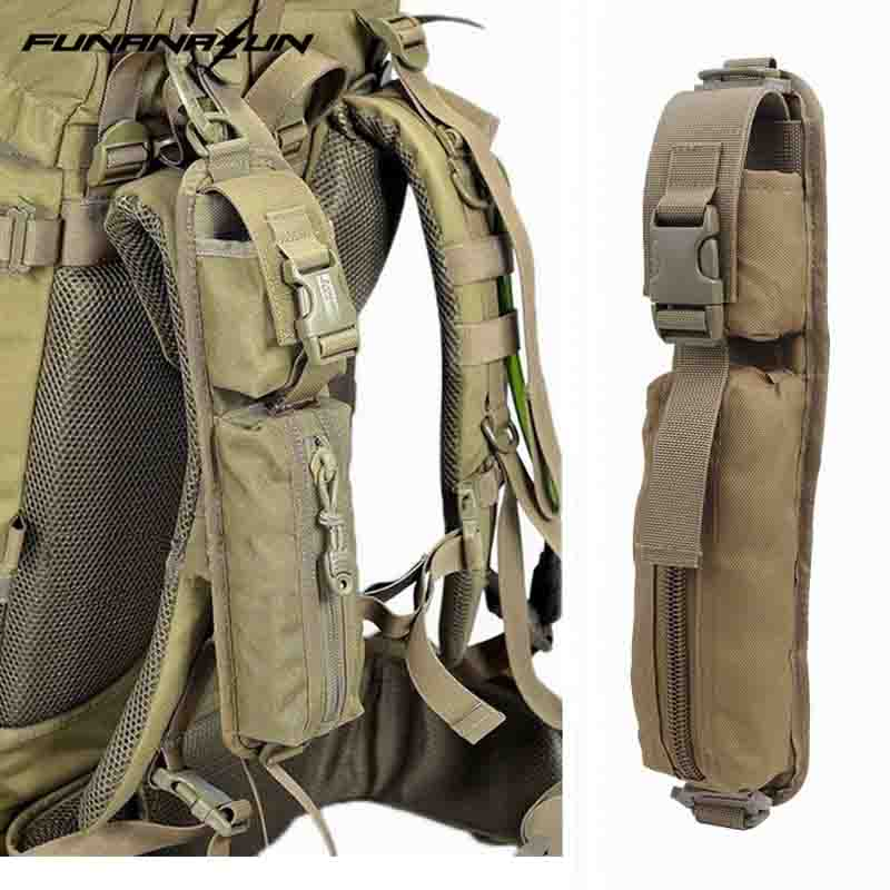 Tactical Molle EDC Accessory Pouch Medical First Aid Kit Bag Sundries Shoulder Strap Rucksack Emergency Survival Gear Belt Bag tactical molle medical first aid kit pouch tool kit pouch emergency survival gear edc hunting utility belt bag