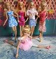 Тело куклы 12 Подвижные Соединения с глава игрушка аксессуары дети девочки подарок кукла аксессуары для Барби 1:6 кукольный BBI0051