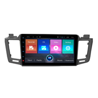 Navirider Android 7.1 car radio tape recorder quad Core 2GB RAM 32GB rom for 2013 toyota rav4 head units GPS