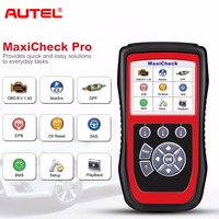 Autel MaxiCheck Pro Diagnostic Tool Scanner Coder Reader EPB ABS SRS Airbag Auto Scanner Automotivo Car Diagnostic