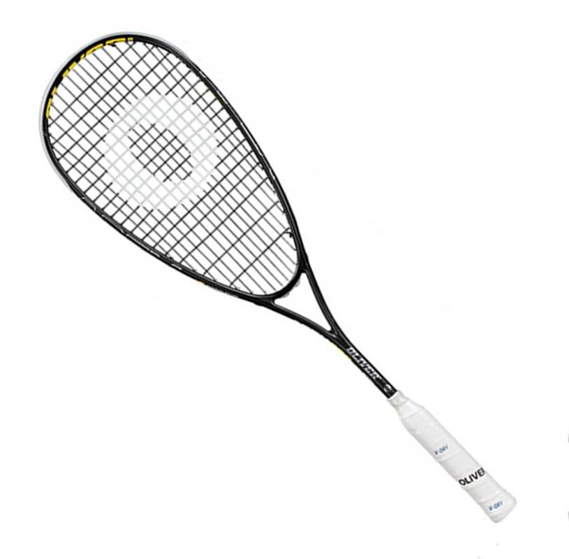 цена на Oliver Squash Racket Professional Wall Racket with Carbon Fibre Squash Racket with String Free Shipping