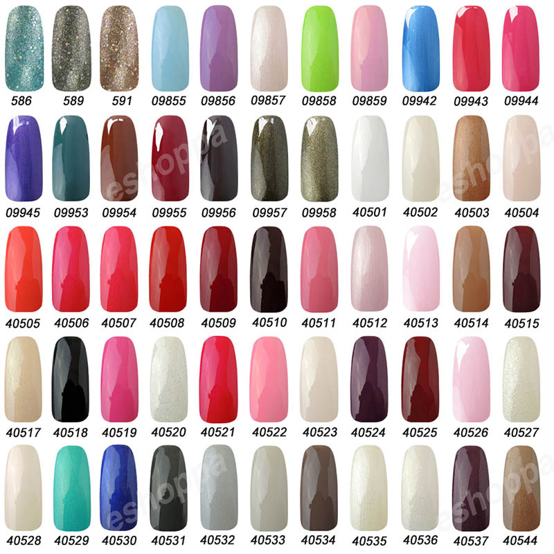 15ml IDO Gel Color 1019 Manicure Soak Off Nail Art UV Gel Polish UV ...