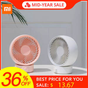 XIAOMI Portable Mini Air Circulation Cooling Fan For Car Home