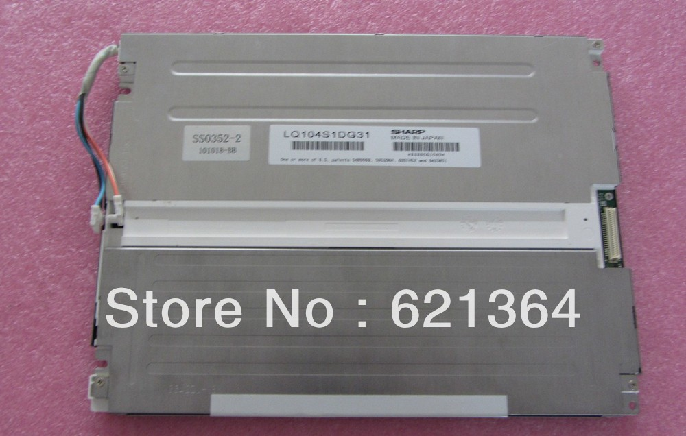 LQ104S1DG31 professional lcd sales for industrial screenLQ104S1DG31 professional lcd sales for industrial screen