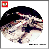 IN STOCK Lepin 05039 1586pcs Genuine New Star War Series The X Wing Red Five Starfighter