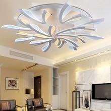 110v 220v Led Ceiling Light Plafonnier Led Moderne Aydinlatma Lampen  Lamparas Lampara Techo Lustre De Teto