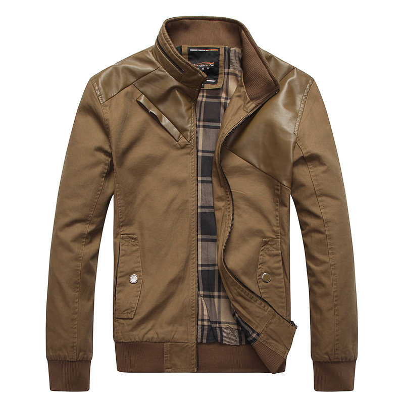 Compare Prices on Leather Car Coats for Men- Online Shopping/Buy ...
