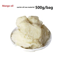500g/ bag Mango oil, DIY base oil, handmade soap raw material carrier oil Cosmetics skin care