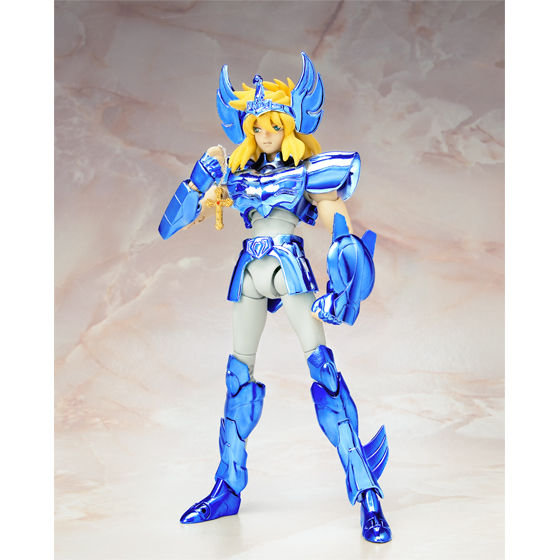 New Arrival Bandai v1 OCE Color final Cygnus Hyoga Bronze <font><b>Saint</b></font> <font><b>Seiya</b></font> <font><b>Myth</b></font> <font><b>Cloth</b></font> metal armor action figure toy image