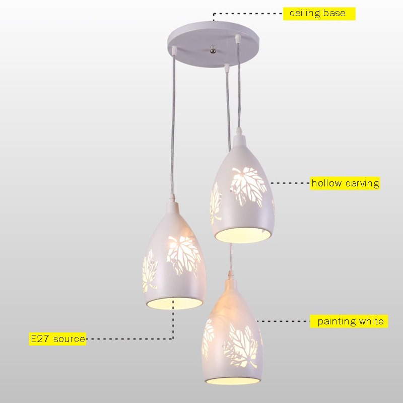 Modern Country Rope Pendant Light Fixtures Dining Room Kitchen Loft Hanging Lamp Decor Home Lighting E27 White Iron 110-220V dinning room kitchen hanging lamp modern pendant light e27 led bulb gift back white iron decor home lighting fixtures 110 240v