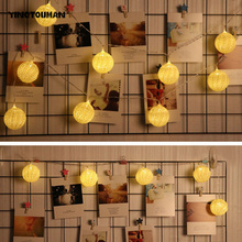 YINGTOUMAN Yellow Crack Ball 8M 40LED UBS Type Lamp Christmas Light Outdoor  Holiday Party Lighting Wedding 9a04f27e6f98
