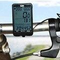 Прочный SD 577C водонепроницаемый ЖК-Дисплей велосипедный компьютер одометр спидометр с зеленой подсветкой
