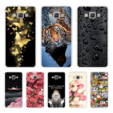 цена на For Samsung Galaxy A5 2015 Case Cover Silicone Soft TPU Cover for Samsung Galaxy A5 A500F Cover Coque for Samsung A5 Phone Case