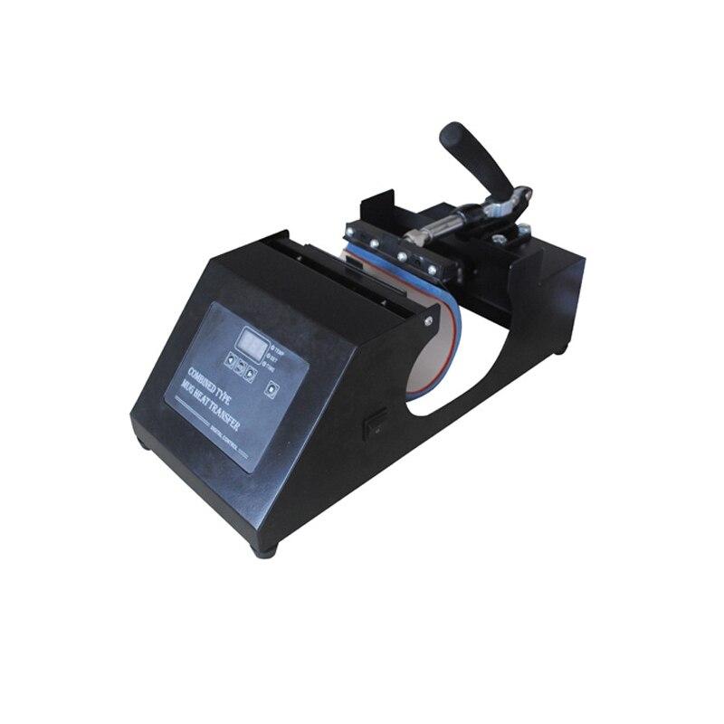Mug Press Machine Digital Heat Press Machine Printing Machine Sublimation Printer Mug Cup Heat Transfer 11OZ