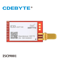 Cheap price 2Pcs/Lot E33-TTL-20 CDETYTE 13dBm 800m SX1212 433MHz UART RF Transceiver Module
