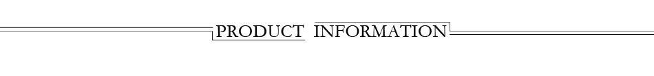 1product infom
