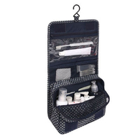 90 bags Waterproof Portable Travel Pouch Toiletry Bags Women Cosmetic Organizer Pouch Hanging Cute Wash Bags