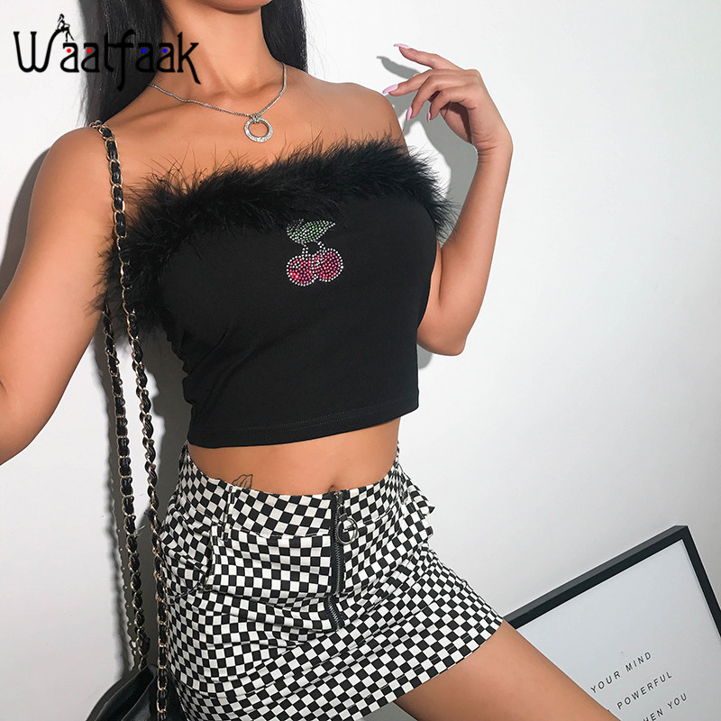 Muqgew Tankinis Women 2019 Hot Sale Sexy Womens Casual Solid Reflective Bralet Buckle Tube Hanging Neck Strapless Top Vest 2019 Uhren & Schmuck