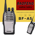 (1 PCS)BaoFeng UHF Walkie Talkie BF-A5 16CH VOX+Scrambler Function Free Shipping Two Way Radio