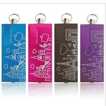 500pcs/lot usb2.0 flash drive 4GB 8GB 16GB 32GB 64GB pen drive thumb usb memory stick disk on key customized logo