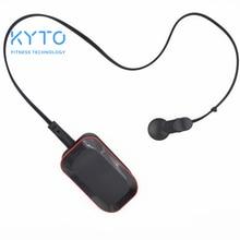 KYTO Monitor de ritmo cardíaco con Bluetooth, con Clip para la oreja o Sensor infrarrojo para la yema del dedo para teléfono móvil