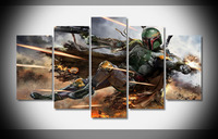 8319 Star Wars Boba Fett Book 4 Movie poster Framed Gallery wrap art print home wall decor wall picture Already to hung digital